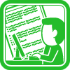 データ入力業務アイコン
